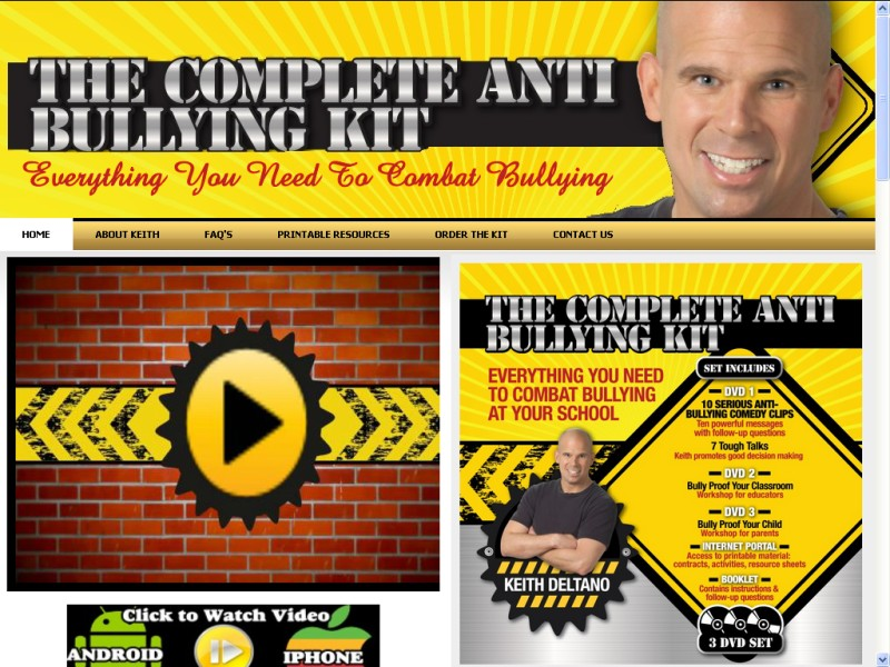Bullying Resources Kit
