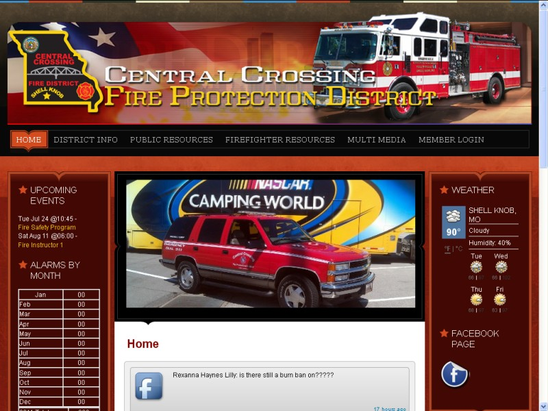 Central Crossing Fire District