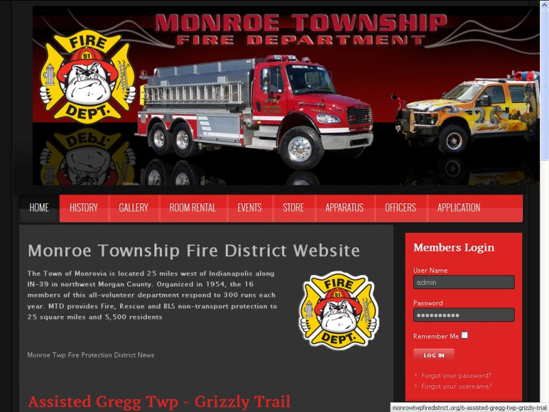Monroe Township Fire Protection District